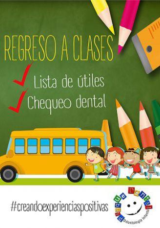 Promoción Regreso a Clases Parque Dental