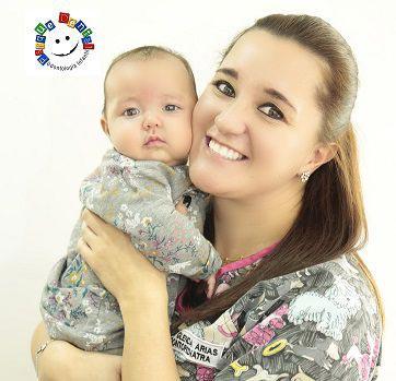 Limpieza de encías en bebes para disminuir la carga bacteriana