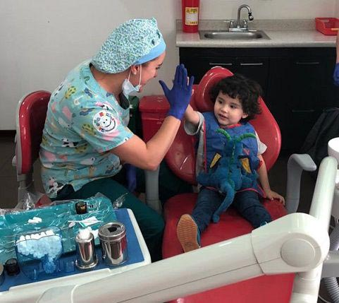 5 consejos para que nuestros pequeños no sientan temor al tratamiento dental